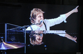 Paul Mc Cartney im Citi Field Stadion in New York 2009 (television)