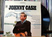 Johnny Cash - From Sea to Shining Sea LP