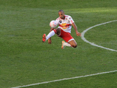 TH14 Thierry Henry leap