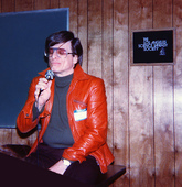 Harlan Ellison at the LASFS Showcase
