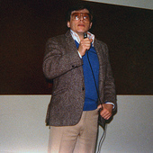 Harlan Ellison at UCLA