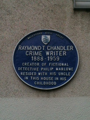 Raymond Chandler, Waterford