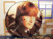 JOHN LENNON ,PICTURE DISC,