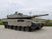 IDF Merkava Mk4 Main Battle Tank