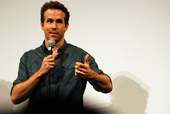 Ryan Reynolds @ the Buried Premiere in Austin, Texas