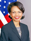 CONDOLEEZZA RICE OPENS HEART AND MIND